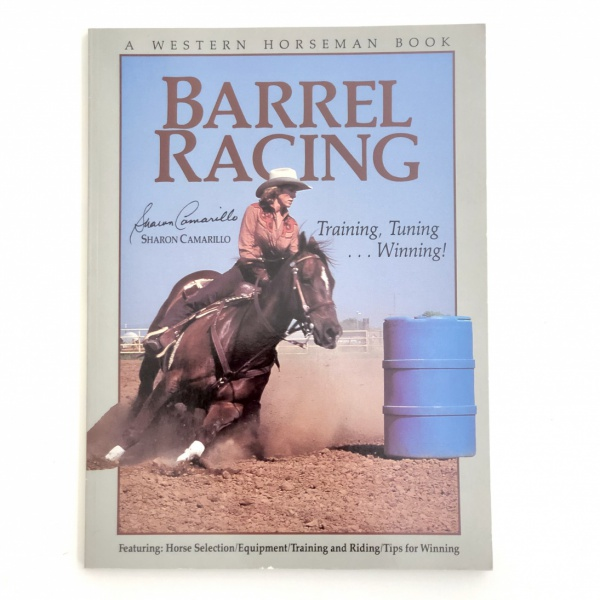 BARREL RACING - Sharon Camarillo