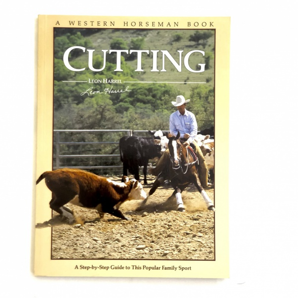 CUTTING - Leon Harrel