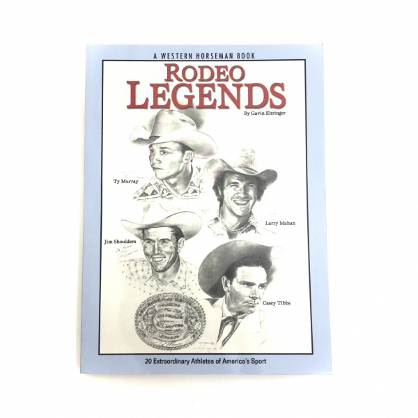 RODEO LEGENDS - Gavin Ehringer