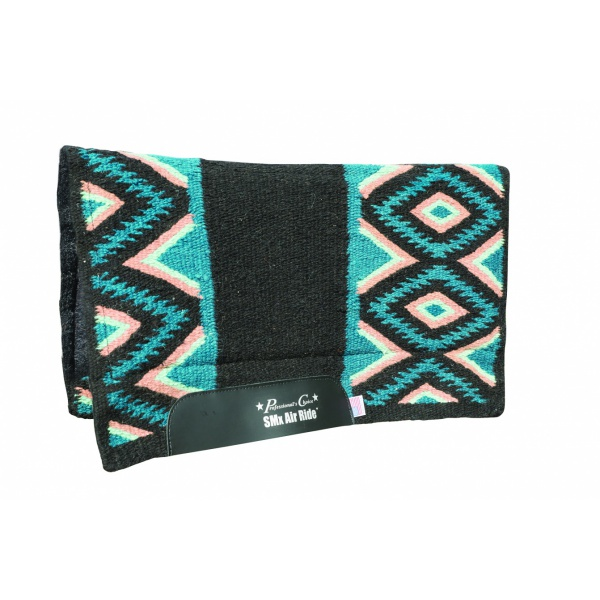 PC COMFORT-FIT SMX AIR RIDE SADDLE PAD El Dorado  33""