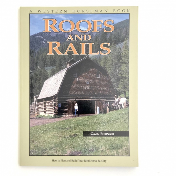 ROOFS AND RAILS - Gavin Ehringer