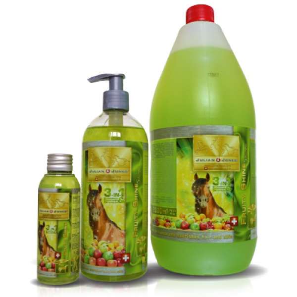 JULIAN & JONES Apple Hydro & Boost Shampoo at Monday Ranch