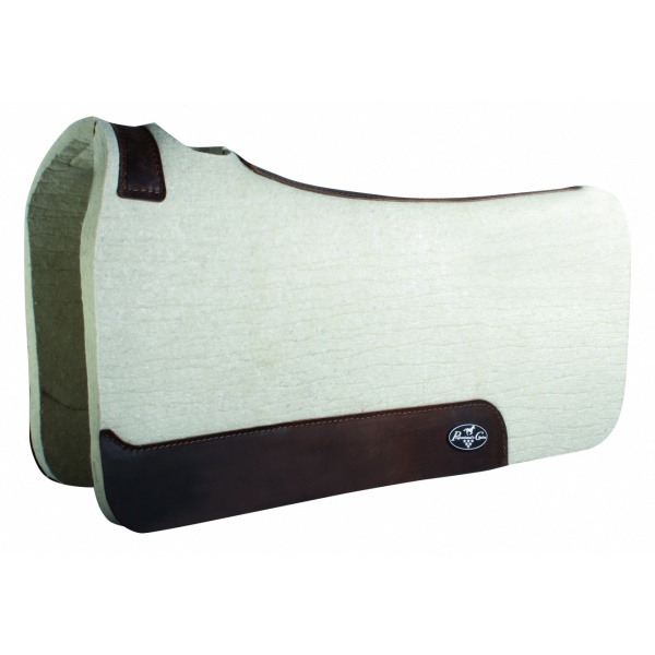 Professional's Choice Comfort Fit Steam Pressed Felt Pad by Monday Ranch